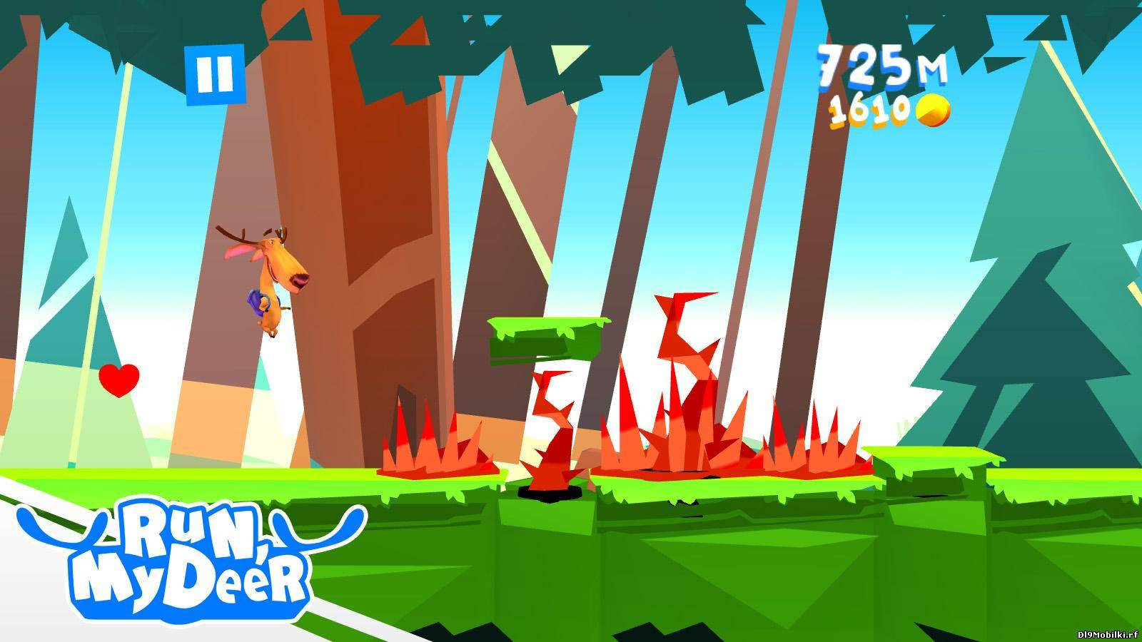 Run, My Deer для Android