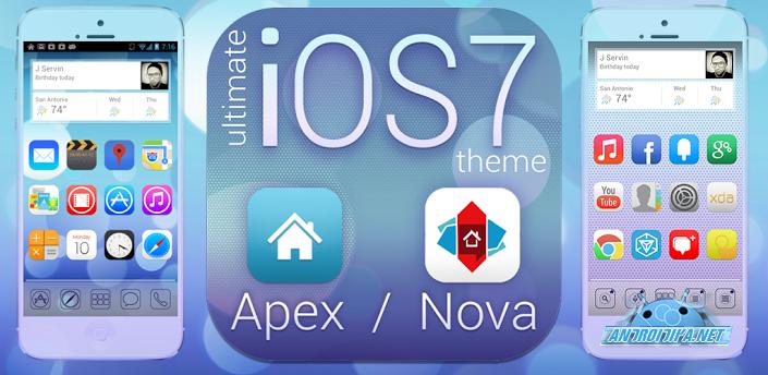 iOS7 - iPhone HD 5